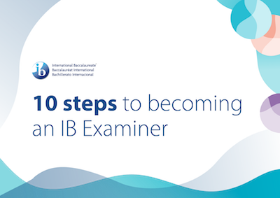 Become an IB Examiner - International Baccalaureate®